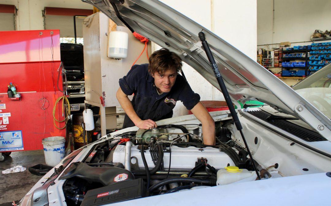 Reuben Byford Auto Repairs